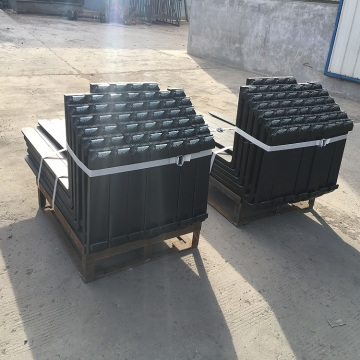 Large forklift forks for big port forklift using