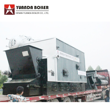 Water Tube 1 to 40 ton Biomass Boiler