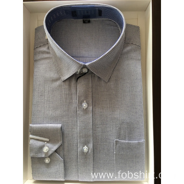 Cotton In Plus Business Shirt