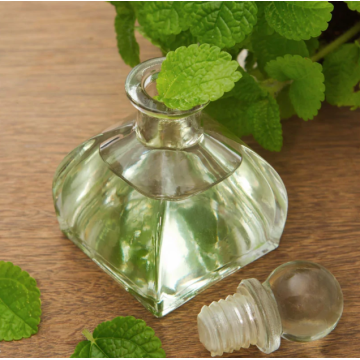 Peppermint essential oil beneficial to the respiratory tract