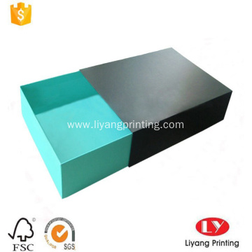 custom T-shirt paper packaging box