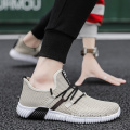 luxury fashion sport men mesh running shoes