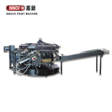 Glue Binding Machine with round shape
