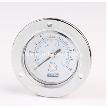 Resistance To Shock Pressure Gauge