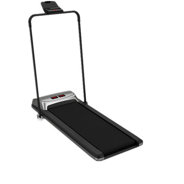0.75HP Mini walking treadmill with handrail