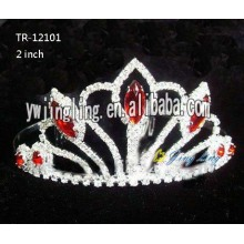 Pageant Pink Princess Crown TR-12101