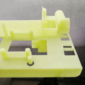 Precision cnc machining rapid prototype plastic processing