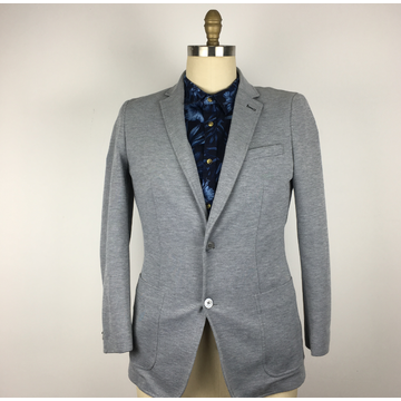 men's business grey suits