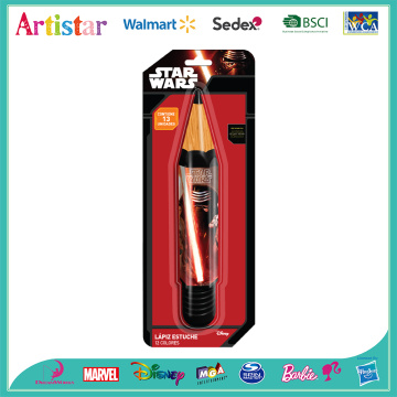 Star Wars pencils