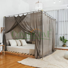 EMF protection bed canopy