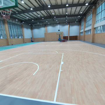 Enlio indoor Basketball sports flooring