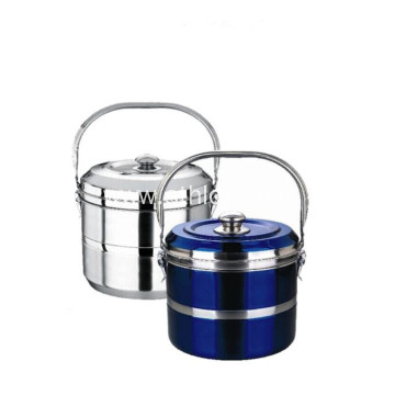 Stainless Steel Lunch Box for Food Storage