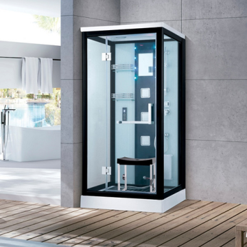 Steam Arc Cubicle Corner Shower Enclosure Bath Cabin