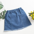 Eur-american Style Comfortable Children Cute Jeans Skirt