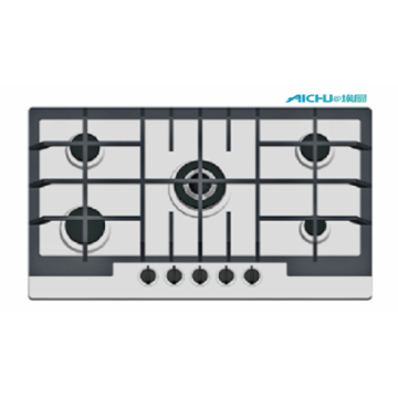 Prestige Stainless Steel Gas Stove 5 Burners