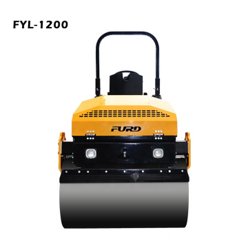 Low Price High-Performing Mini Road Roller Compactor For Sale