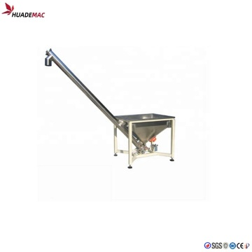 PE PVC screw feeder