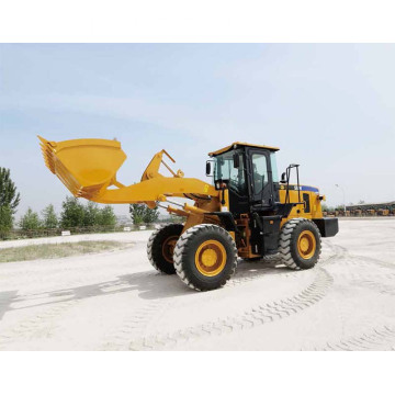 Mini wheel loader small front end SEM636D wheel loader for sale