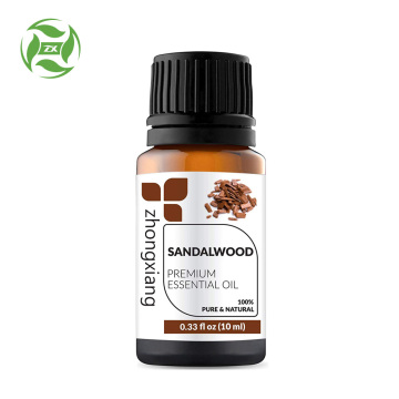 Private Label 100% Pure Sandalwood Essential Oil