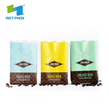 Eco-friendly Biodegradable Compostable Coffee Bags
