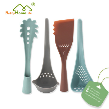 Multipurpose 4PCS Kitchen Nylon Utensil Set