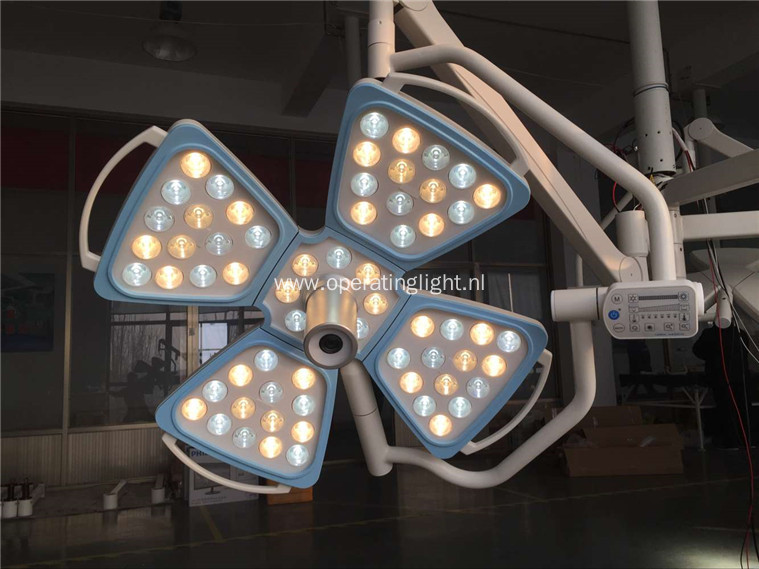 CMEF hotsale ceiling type LED operating lamp