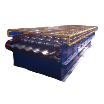high speed roll forming machines to produce steel profile