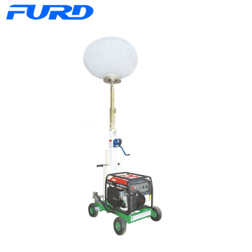 Diesel Construction Mobile Balloon Inflatable Lighting Tower