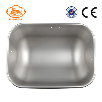 Thickening Big Stainless Steel Water Trough For Sow