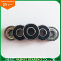 608-2RS Sealed 8x22x7 miniature ball bearings