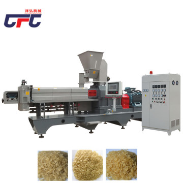 Instant Rice production line