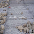 PVC Coated Gabion Basket Garden Walls