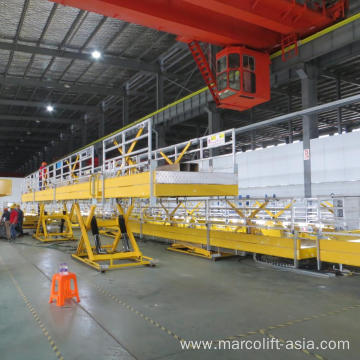 Scissor Twin Lifts Design