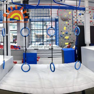 Multiply Indoor Playground Equipment Ninja Warrior Gym