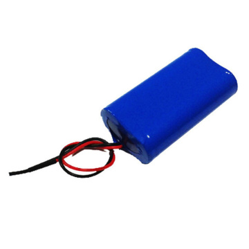 18650 2S1P 7.4V 3500mAh Li Ion Battery Pack