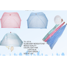 Promotional 100%Polyester mosquito net for baby