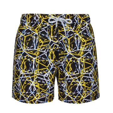 Waterproof 100% Polyester Board Beach Shorts Men