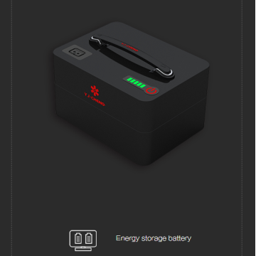 Residential LiFePO4 Battery Series Hello Power 3/ESS Battery