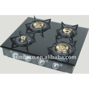 4 Burner Super Flame Gas Stoves Gas Cookers