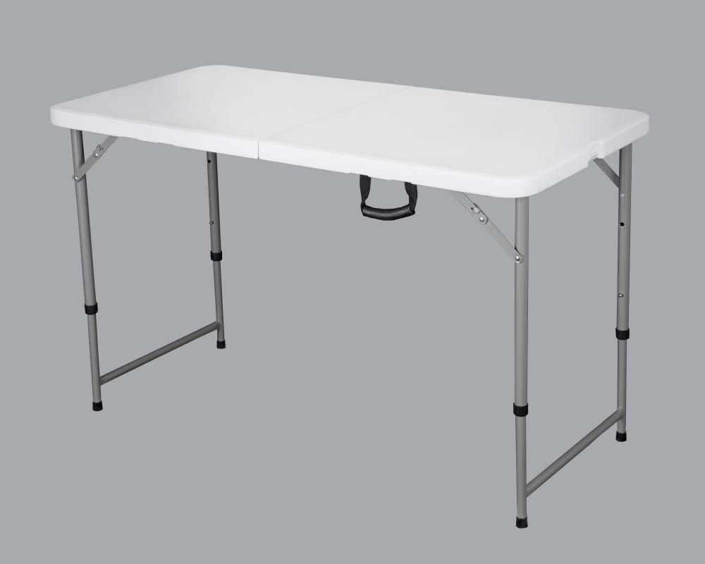 122cm Foldaway Resin Table
