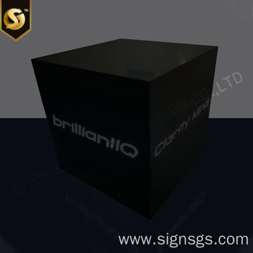 Advertising Super Thin Custom Metal Light Box