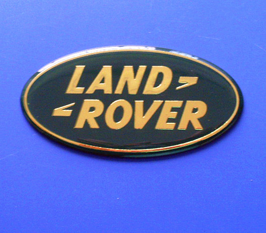 Land Rover Car Emblem
