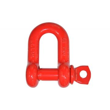 G8 SCREW PIN ALLOY DEE SHACKLE