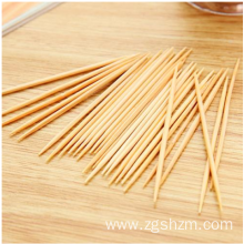Double-ended environmental bamboo toothpick