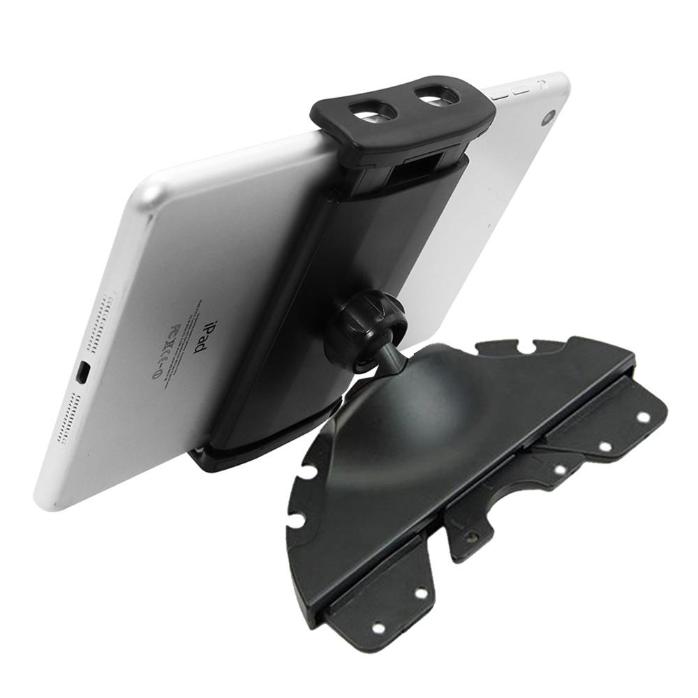 "Xnyoc 7 8 9 10 11 inch tablet car holder CD slot mount holder for Ipad Tablet PC stand Ipad Air mini 9.7"" pro Samsung Galaxy Tab"