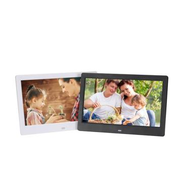 BEESCLOVER HD Ultra-Thin LED Electronic Photo Album LCD Photo Frame 10.1 Inch Widescreen Digital Photo Frame 1024x600 r20