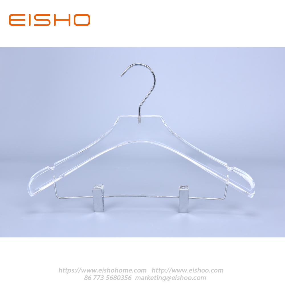 3 Transparent Hanger For Pants