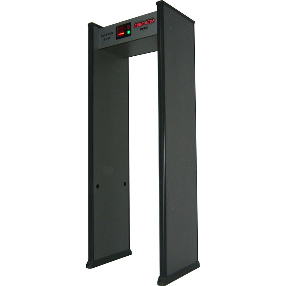 door security walk through metal detector