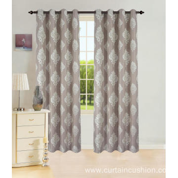 High Weight Jacquard House Window Jacquard Curtains