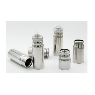 MDI canisters plain can